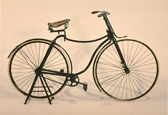 Safety Bicycle - the first bicycle